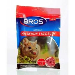 Bros granulat na myszy i szczury  90 g