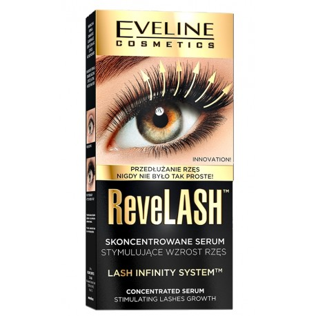 EVELINE REVELASH serum do rzęs