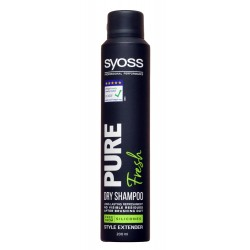 Syoss - suchy szampon Pure Silicones 200 ml