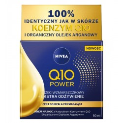 NIVEA Q10 Power argan +...