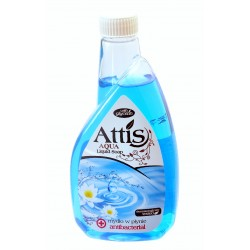 Mydło antybakteryjne w płynie ATTIS