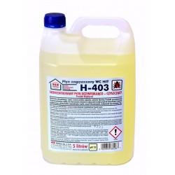 H-403 płyn czyszcząco - dezynfekujący