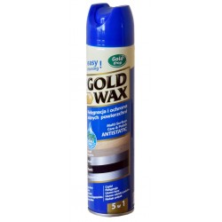 Gold Wax Antistatic