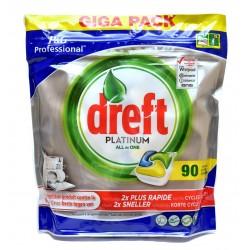 Tabletki  Dreft Platinum