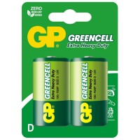 Baterie GP GREENCELL R20