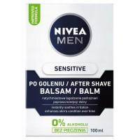 Nivea Men Sensitive 100ml balsam po goleniu