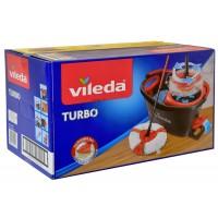 Vileda Turbo mop obrotowy WIADRO +WYCISKACZ