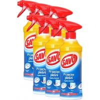 SAVO preparat do usuwania pleśni i grzybów x 6szt
