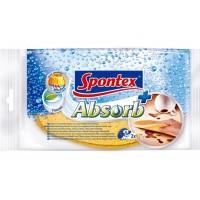 SPONTEX Absorb zmywak gąbka celulozowa  2szt.