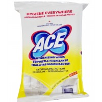 ACE Chusteczki Odkażające Odtłuszczające