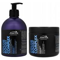 Joanna szampon+ maska Color Boost Complex
