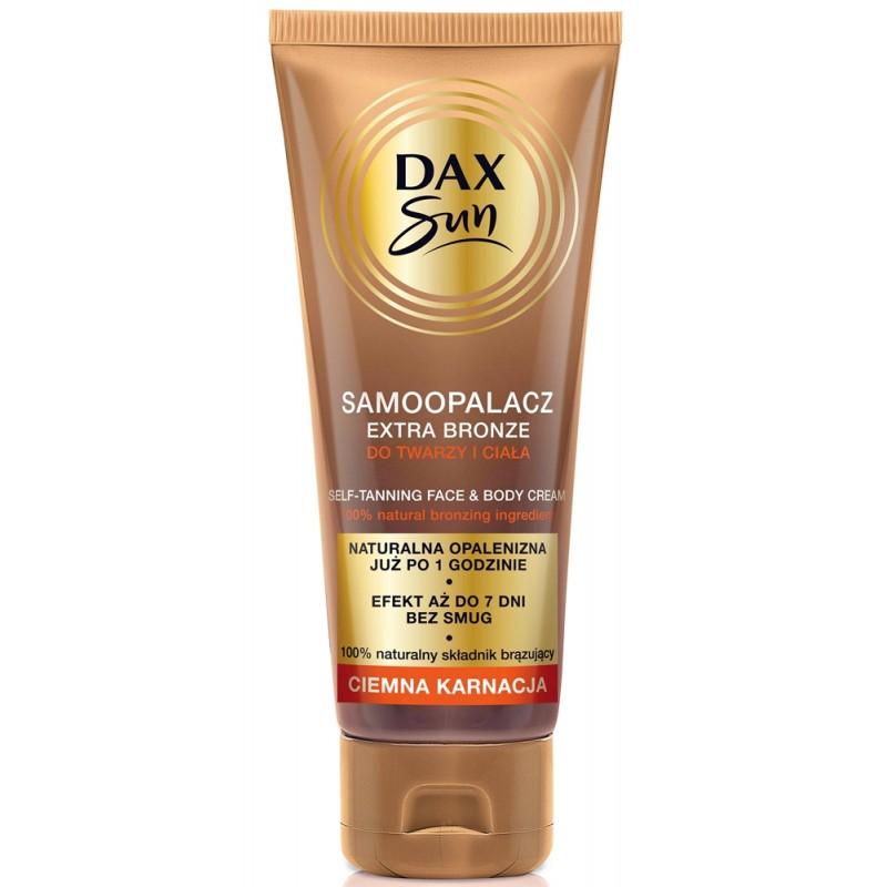 DAX SUN samoopalacz Extra Bronze ciemna karnacja