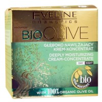 Eveline Bio Olive Głęboko nawilżający krem 50ml